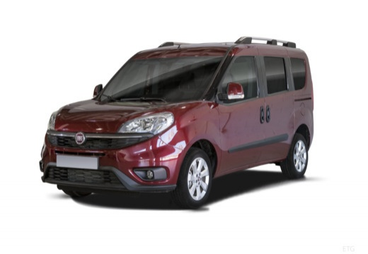 FIAT Doblo 1.6 Multijet 16V Easy Kombi IV 120KM (diesel)