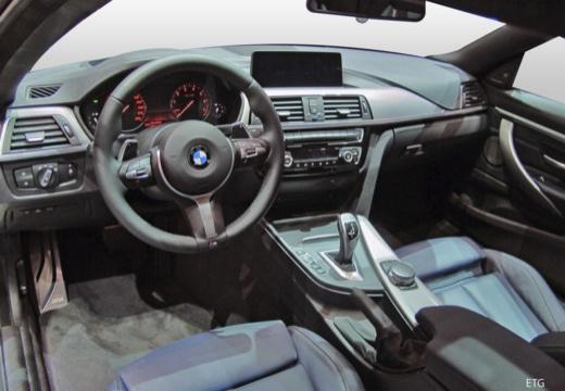 BMW Seria 4 coupe tablica rozdzielcza