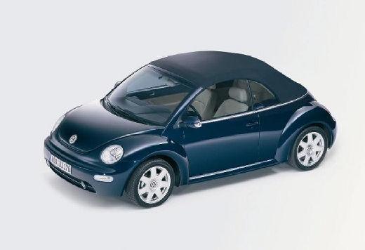 VOLKSWAGEN New Beetle Cabriolet I kabriolet niebieski jasny przedni lewy