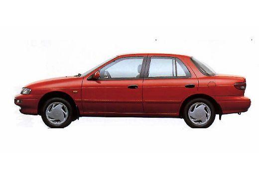 KIA Sephia sedan boczny lewy
