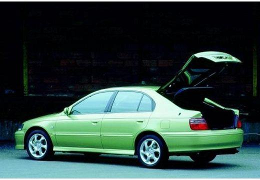 HONDA Accord hatchback zielony tylny lewy