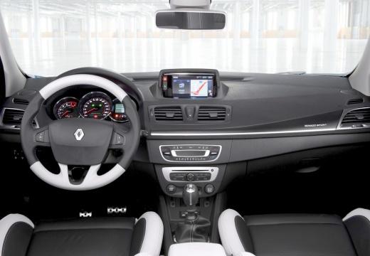 RENAULT Megane III Coupe III hatchback tablica rozdzielcza