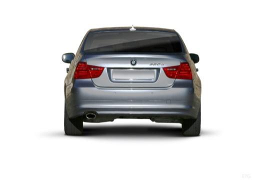 BMW Seria 3 E90 II sedan tylny