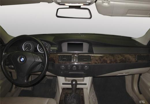 BMW Seria 5 Touring E61 I kombi tablica rozdzielcza