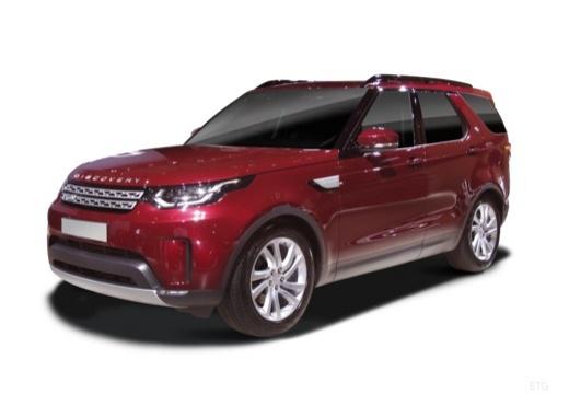 LAND ROVER Discovery V 2.0 TD4 HSE Luxury Kombi 180KM (diesel)