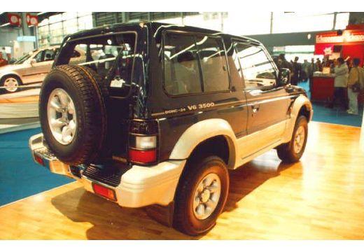 MITSUBISHI Pajero 2.8 TD GLS 7os Kombi III 2.9 125KM (diesel)