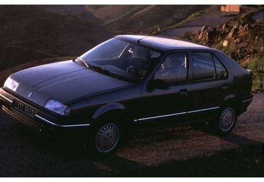 RENAULT R19 I hatchback szary ciemny przedni lewy