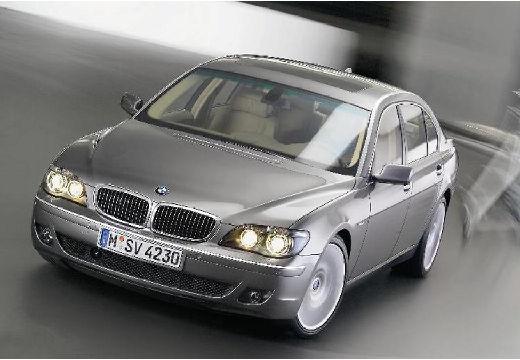 BMW 750i L Sedan E65 E66 II 4.8 367KM (benzyna)