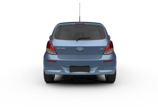 HYUNDAI i20 II hatchback tylny