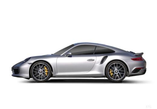 PORSCHE 911 991 II coupe boczny lewy