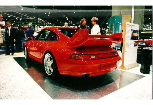 PORSCHE 911 coupe tylny lewy