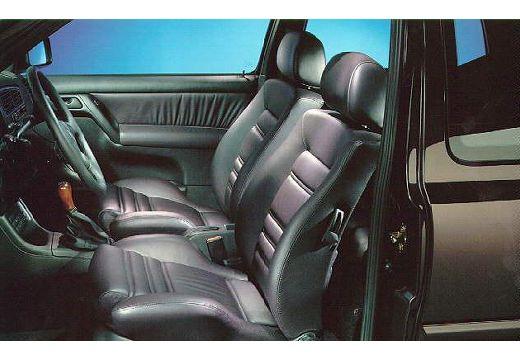 VOLKSWAGEN Golf III Variant kombi wnętrze