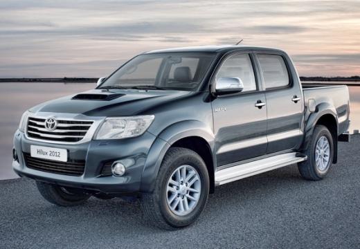 Toyota Hilux 3.0 D-4D PowerBoost SR5 Pickup Arctic Trucks 201KM (diesel)