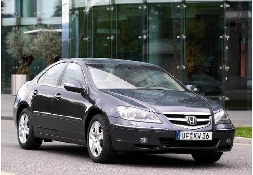 HONDA Legend IV sedan silver grey przedni prawy
