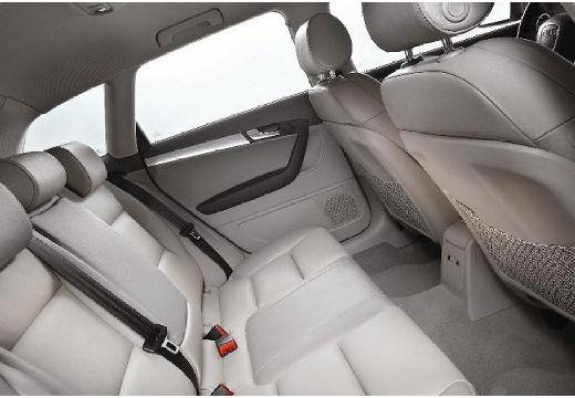 AUDI A3 Sportback I hatchback wnętrze