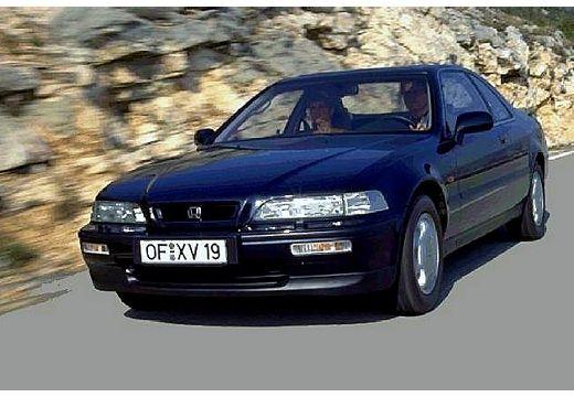 HONDA Legend sedan czarny przedni lewy