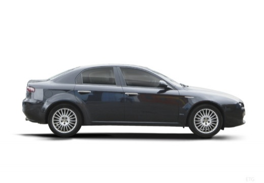 ALFA ROMEO 159 I sedan boczny prawy