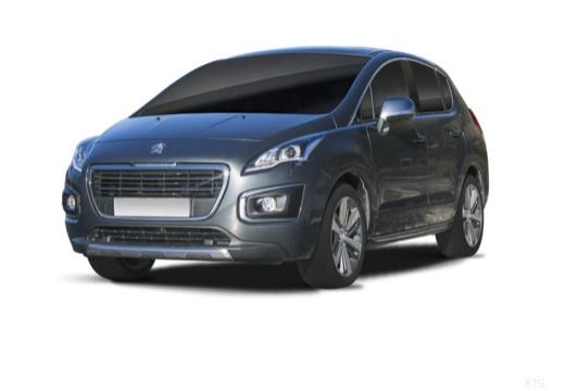 PEUGEOT 3008 II hatchback