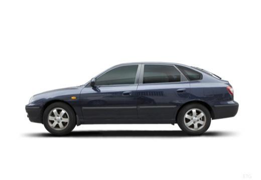 HYUNDAI Elantra II hatchback boczny lewy