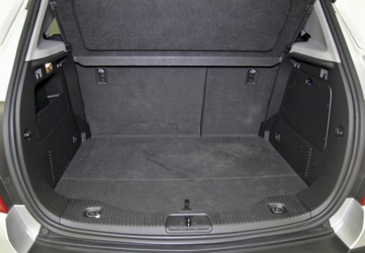 CHEVROLET Trax I hatchback przestrzeń załadunkowa