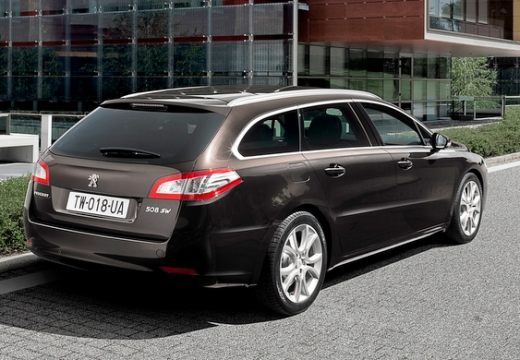 peugeot 508 2 0 hdi allure kombi sw i 163km 2011. Black Bedroom Furniture Sets. Home Design Ideas