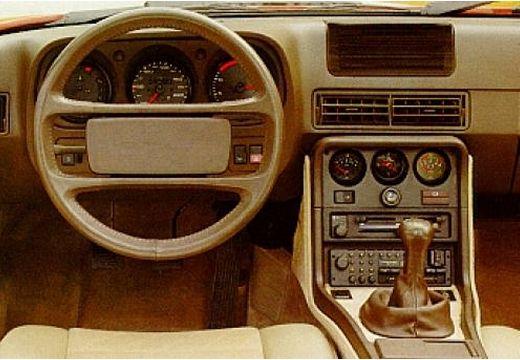 PORSCHE 924 coupe tablica rozdzielcza