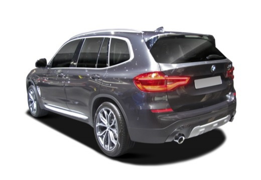 BMW X3 kombi tylny lewy