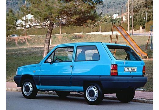 SEAT Marbella Hatchback