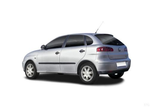 SEAT Ibiza IV hatchback tylny lewy