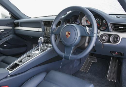 PORSCHE 911 kabriolet tablica rozdzielcza