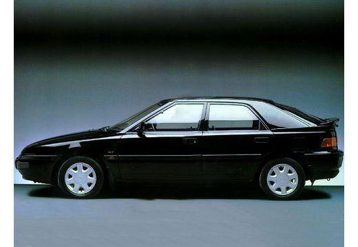MAZDA 323 F 1.6 LX Hatchback I 87KM (benzyna)