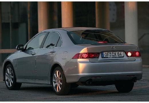 HONDA Accord VI sedan silver grey tylny lewy