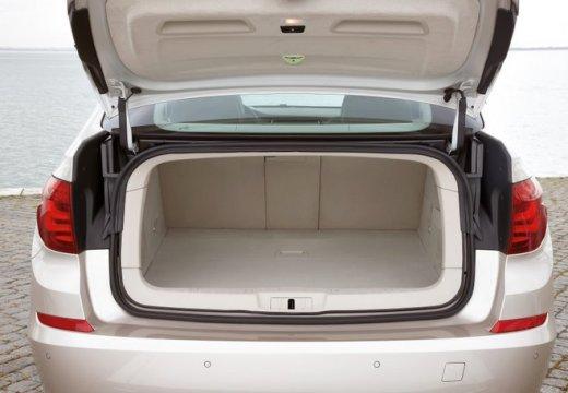 BMW Seria 5 Gran Turismo F07 I hatchback przestrzeń załadunkowa