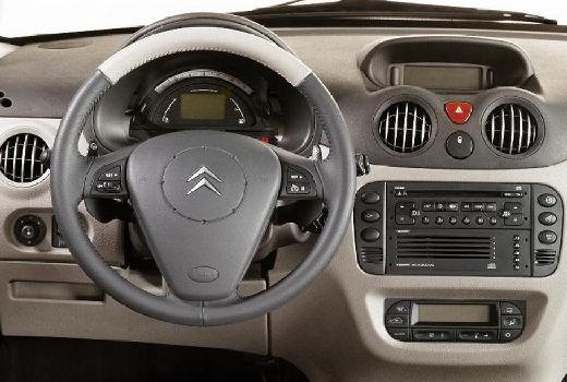 CITROEN C3 hatchback tablica rozdzielcza