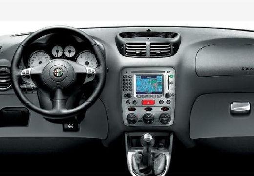 ALFA ROMEO 147 II hatchback tablica rozdzielcza