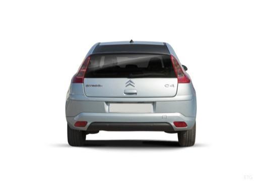 CITROEN C4 I hatchback tylny