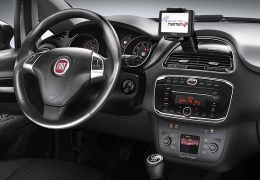 FIAT Punto II hatchback tablica rozdzielcza