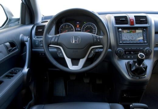 HONDA CR-V V kombi silver grey tablica rozdzielcza