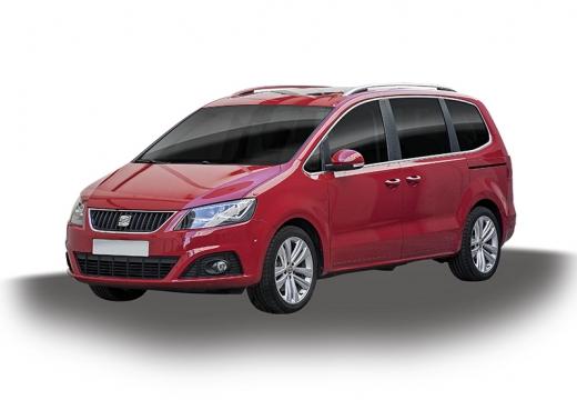 SEAT Alhambra 2.0 TDI Style DSG Van IV 184KM (diesel)