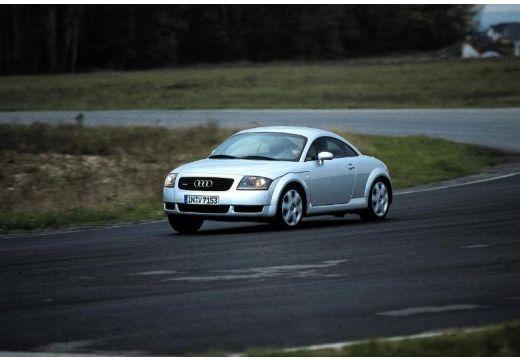AUDI TT 8N coupe silver grey przedni lewy