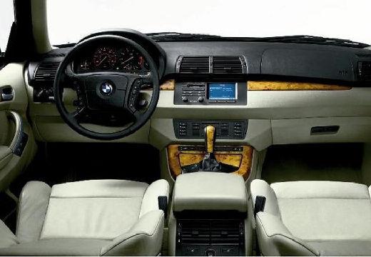 BMW X5 X 5 E53 I kombi tablica rozdzielcza