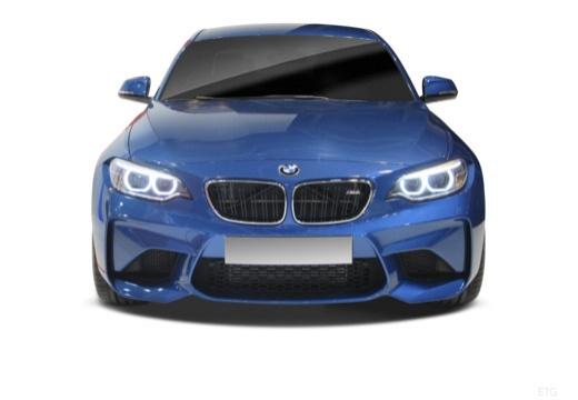 BMW Seria 2 F22 I coupe przedni