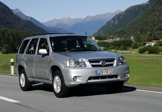 MAZDA Tribute 3.0 V6 Exclusive Kombi II 203KM (benzyna)