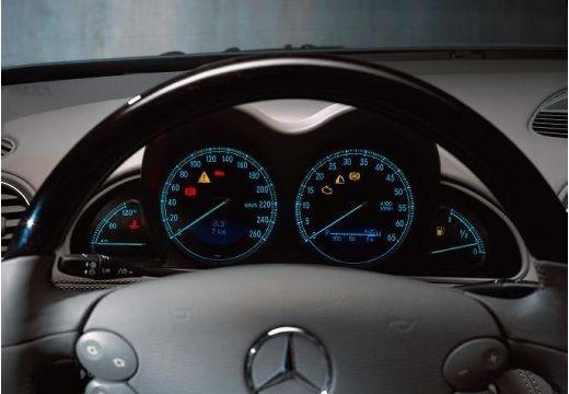 MERCEDES-BENZ Klasa SL SL 230 I roadster tablica rozdzielcza