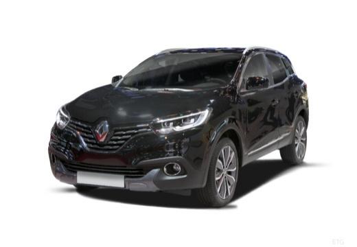 RENAULT Kadjar 1.6 dCi Energy Bose 4x4 Hatchback I 130KM (diesel)