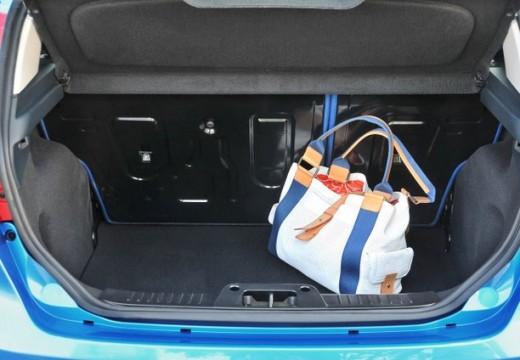 FORD Fiesta VII hatchback przestrzeń załadunkowa