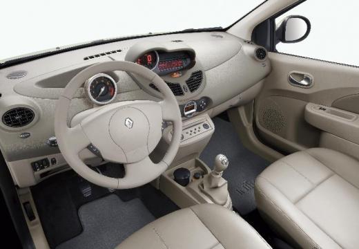 RENAULT Twingo hatchback tablica rozdzielcza