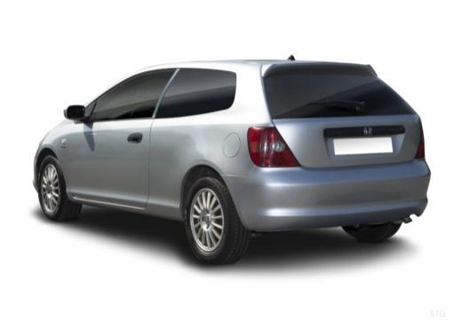 HONDA Civic IV hatchback tylny lewy