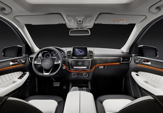 MERCEDES-BENZ Klasa GLE 292 hatchback tablica rozdzielcza