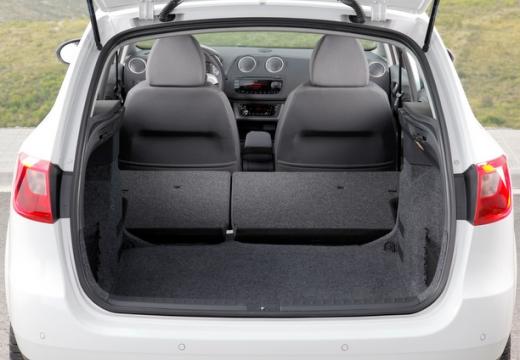 SEAT Ibiza ST I kombi przestrzeń załadunkowa